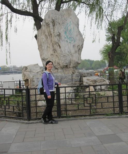 中国传媒大学学生王鹏飞