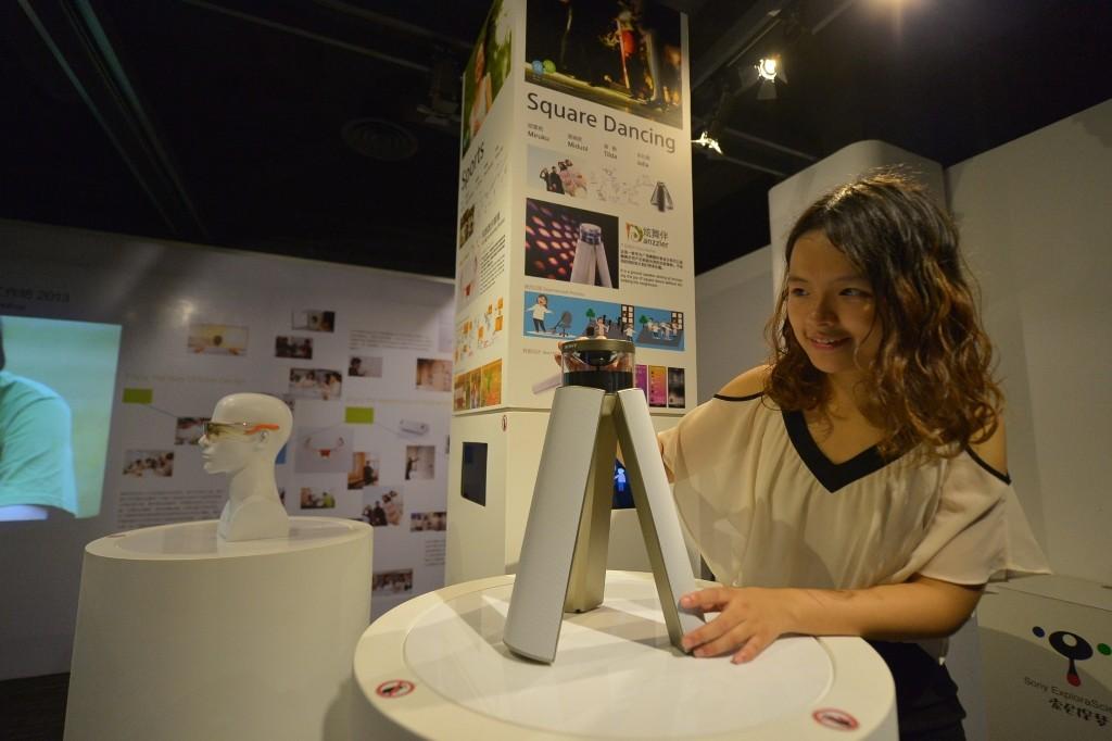 学生设计师朱礼娅和团队作品图片