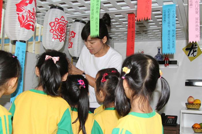 幼儿园diy灯笼步骤