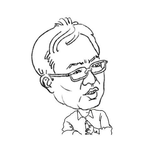 校长简笔画-2014,书记校长的收获与遗憾之北京外国语大学韩震