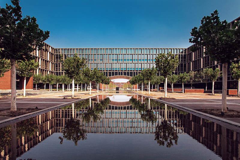 天津大学图书馆新馆分享展示