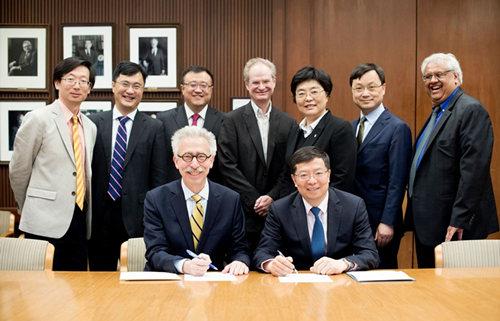 清华与加州伯克利举办双硕士项目今秋招生