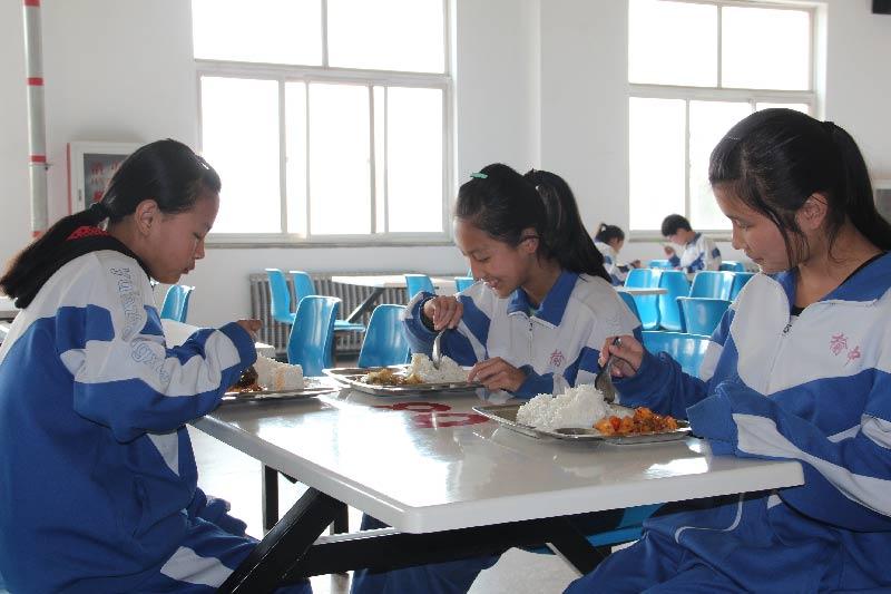 中学节约粮食手抄报边框