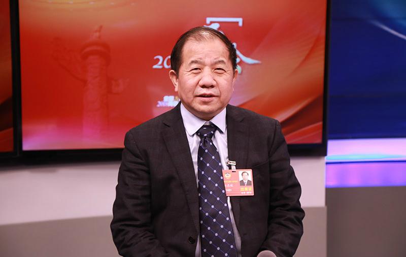 全国政协委员、上海交通大学校长林忠钦做客人民网