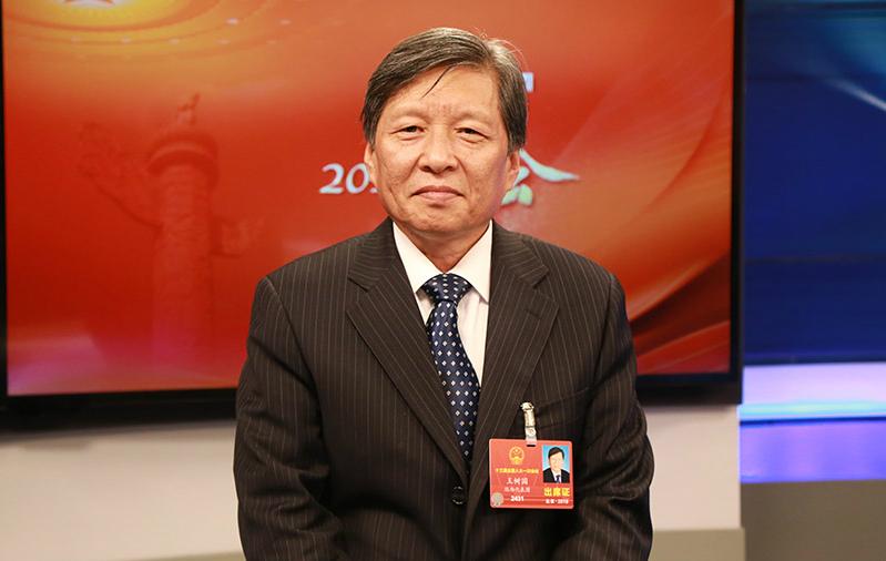 全国人大代表、西安交通大学校长王树国做客人民网