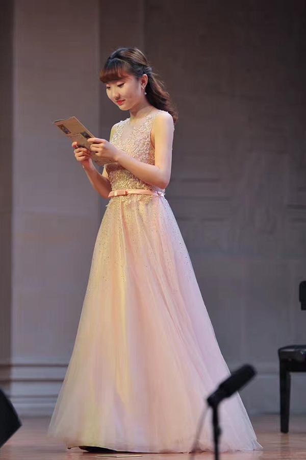 第十三届中国大学生年度人物候选人阴梦菲事迹