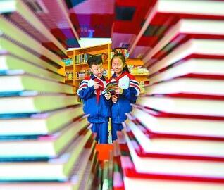 全民阅读氛围浓 书香中国更可期