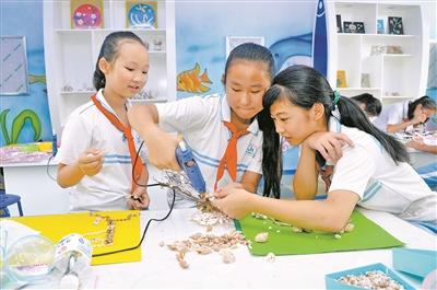 厦门:迈向素质教育新高地