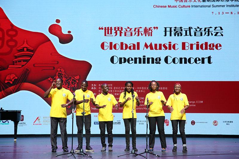让音乐成为理解和传播中国的桥梁