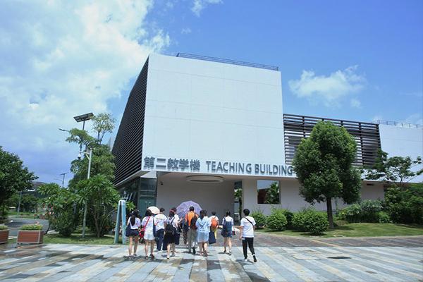 大学生记者团参观南科大校园 (摄影:北京电影学院顾恭瑞)-南方
