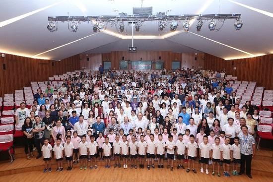 北京十八中暑期教研