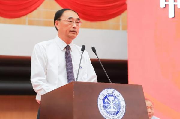 中国矿业大学校长葛世荣寄语2018级新生:争做立大志担大任的大学生