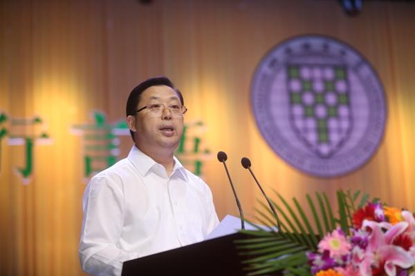 北语校长刘利寄语研究生:走向创新