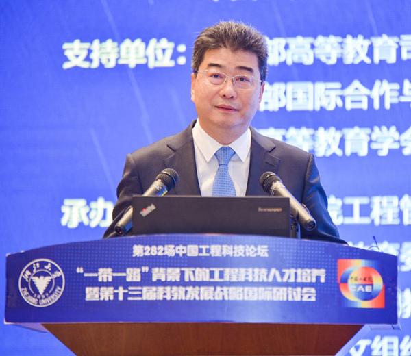 """教育部高教司司长吴岩:中国开始成为全球工程教育的""""领跑者"""""""