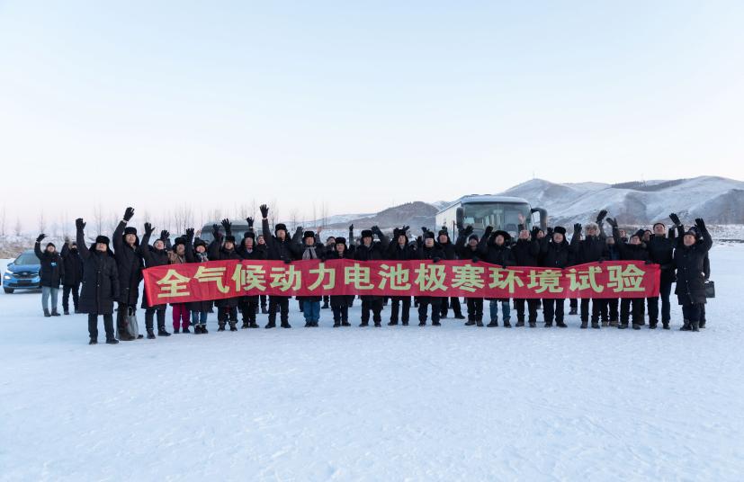 """""""北理工牌""""电动车-30℃驰骋雪原助力北京冬奥会"""