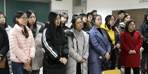 680余名在校生担任志愿者助力中央美院本科招生考试