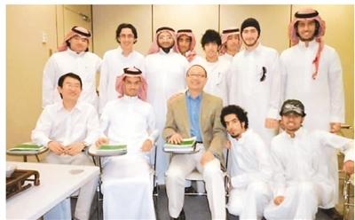 """中文计划纳入沙特所有教育阶段课程""""汉语热""""再升温"""