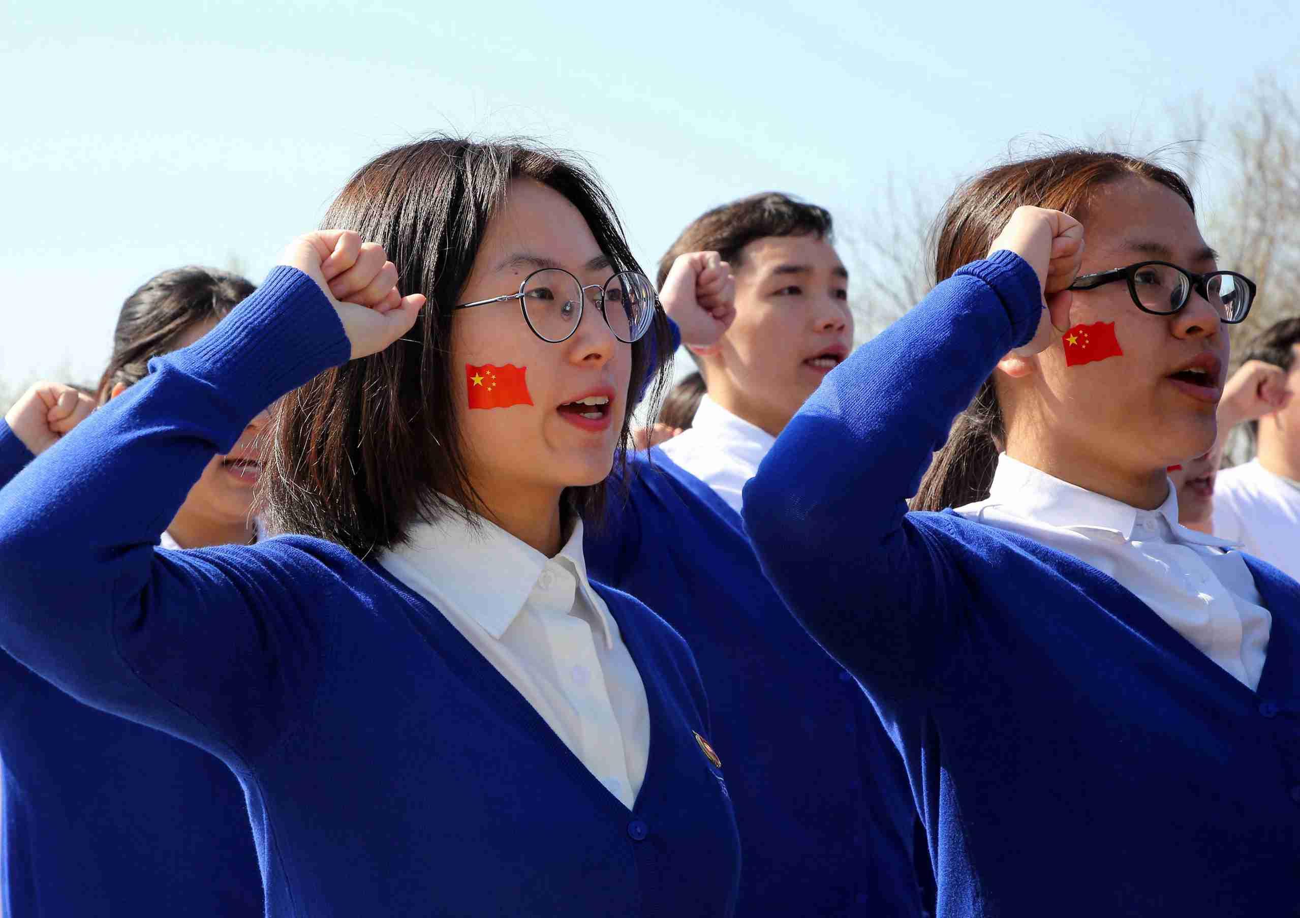 """北理工开展""""青春心向党建功新时代""""特别主题团日活动"""