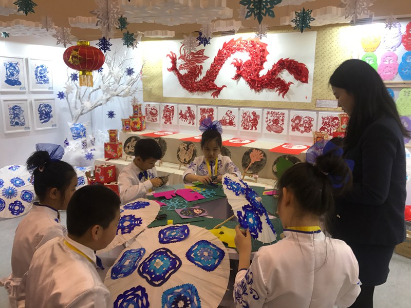 艺术活动_全国第六届中小学生艺术展演活动苏州开幕