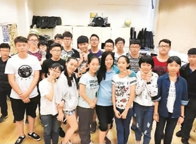 留学生郑琳瑶:每一种体验都让我成长