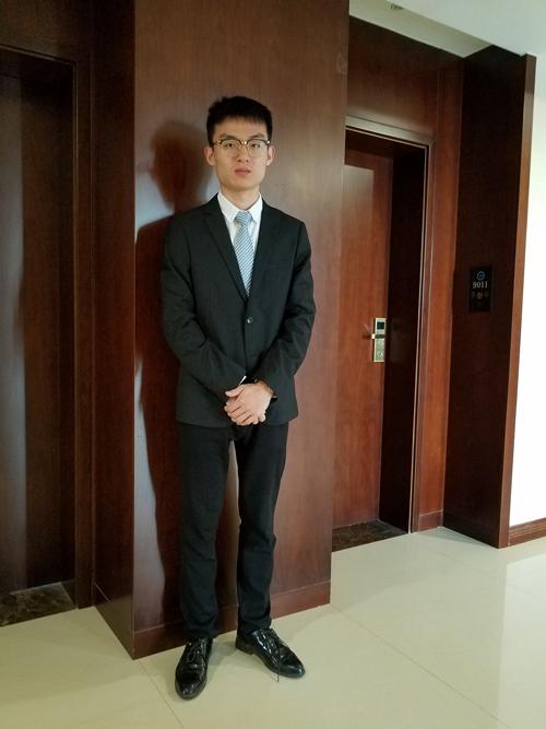 王凯甬:立志创业_科技强国道路上的追梦人