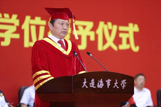 大连海事大学校长孙玉清:做新时代的航海家