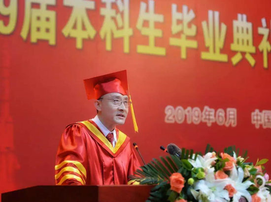 西北工业大学校长汪劲松:努力做引领未来的奋进者