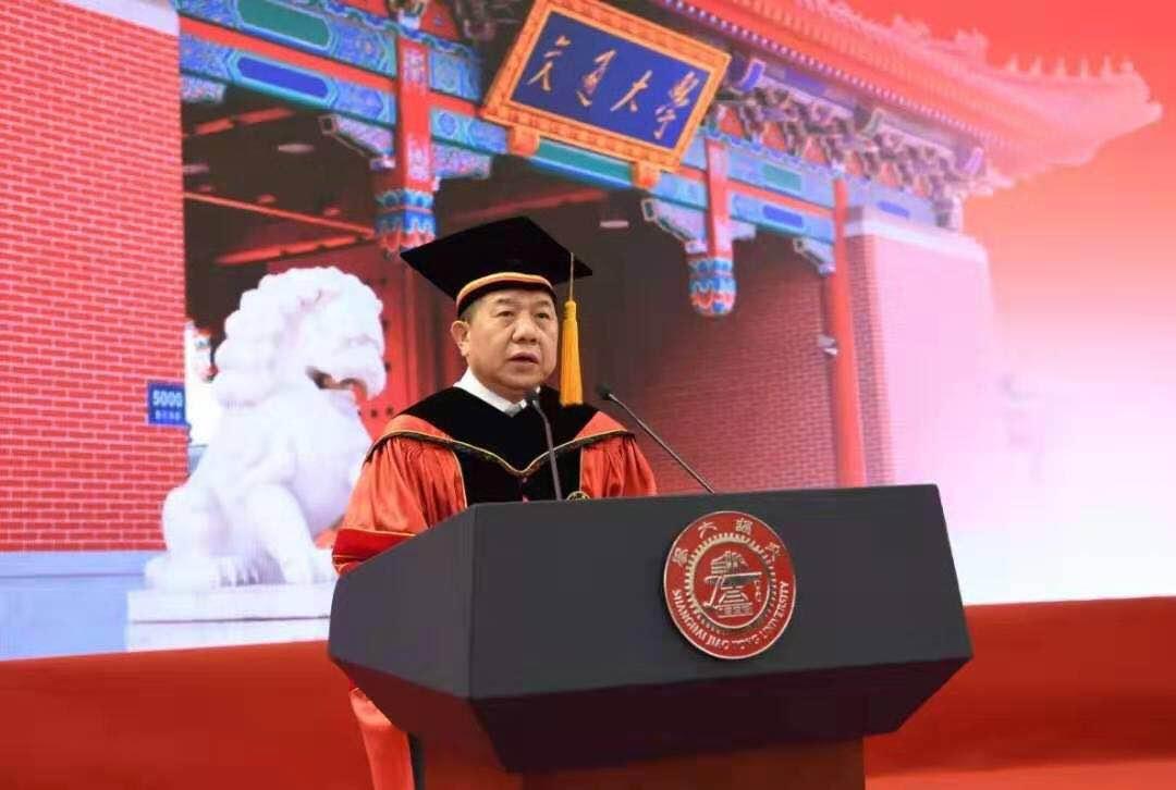 上海交通大学校长林忠钦:持之以恒创新图强