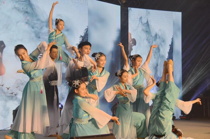 北京市商业学校首届贯通班转段仪式