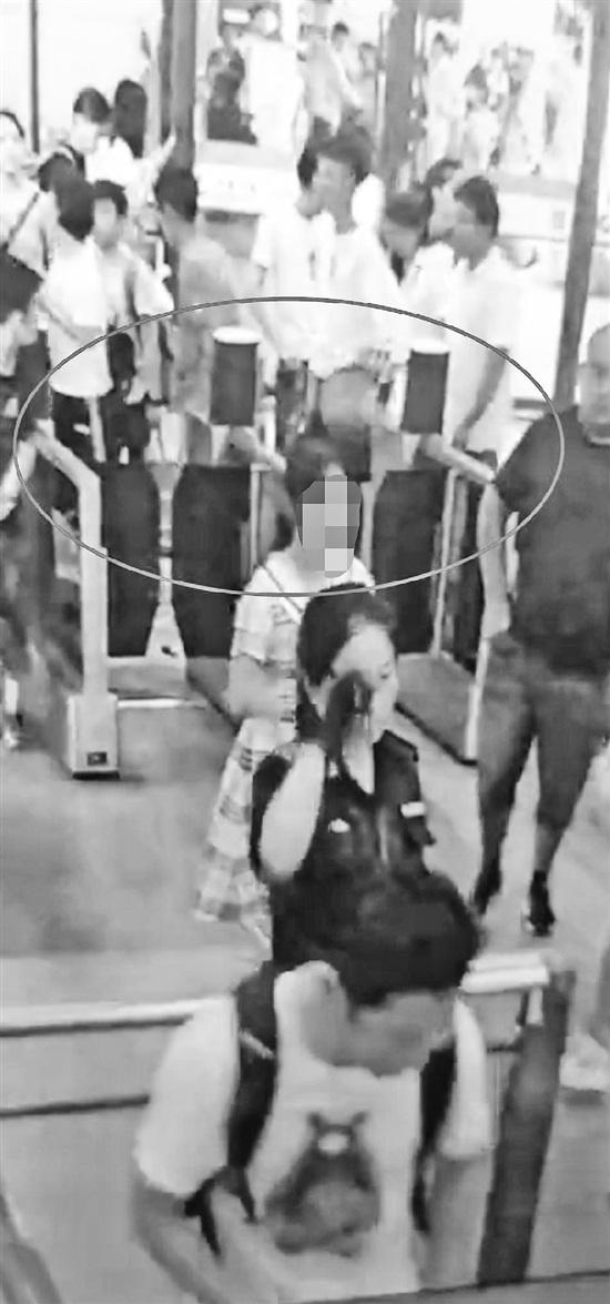 杭州14岁女孩离家出走 只因家长不让她玩手机