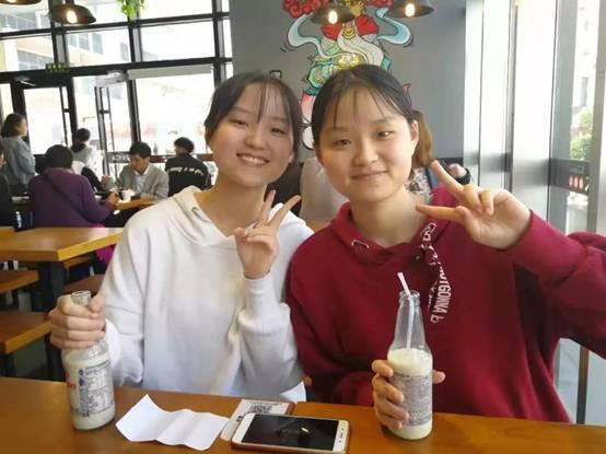 双胞胎学霸姐妹花一同考入川大