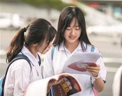 广州实施中考改革过渡期政策的第一年招录有变化