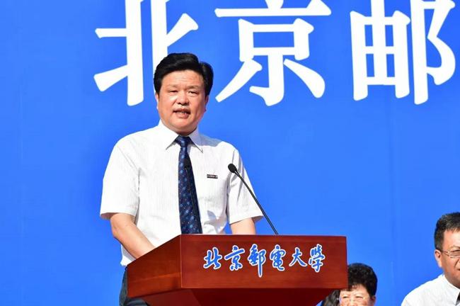北京邮电大学校长乔建永:拥抱5G时代的到来