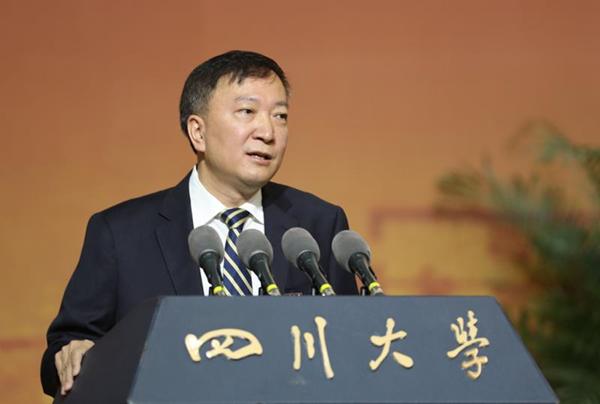 四川大学校长李言荣:大学是人生的放大器