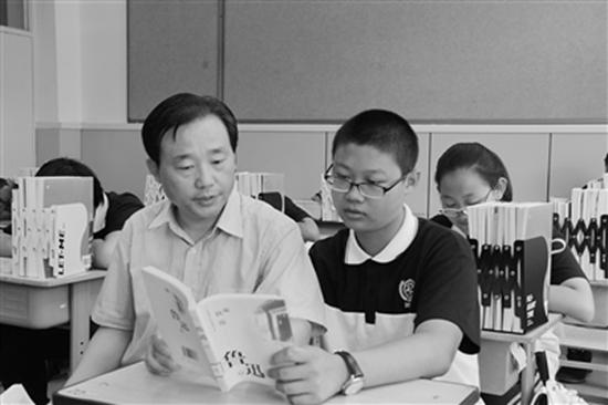 高中语文教师论文_语文教学怎样踏上语用的正道--教育--人民网