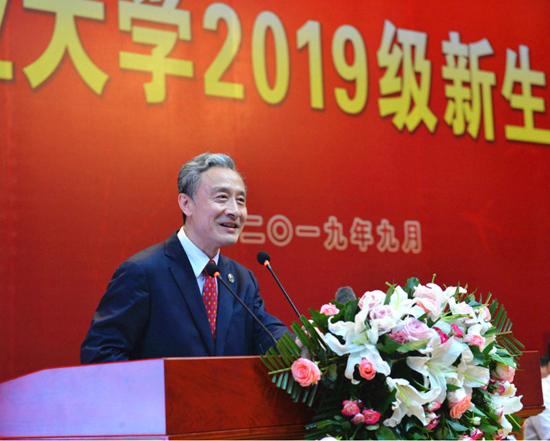 西工大校长汪劲松:做有家国情怀、追求卓越、引领未来的工大人