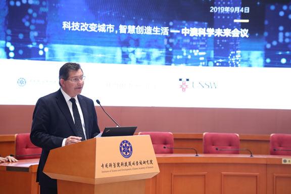 中国成新南威尔士大学本科生留学首选目的地