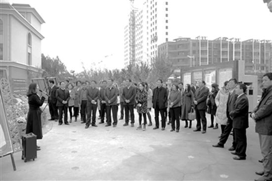 甘肃静宁:红色圣地打响教改攻坚战