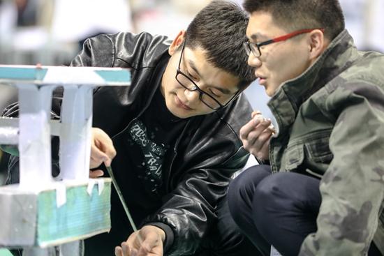 首届中国海洋工程设计大赛在中国石油大学(北京)举办