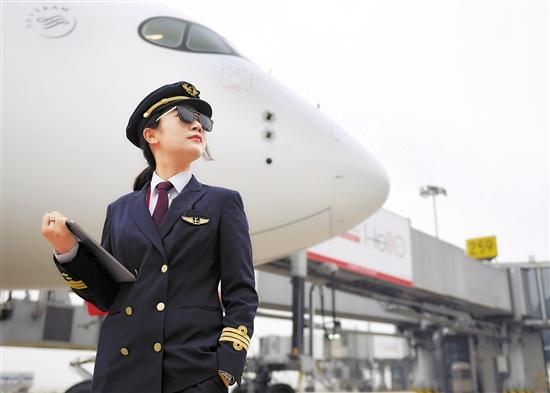 民航招飞报名开始近视眼也可以当飞行员