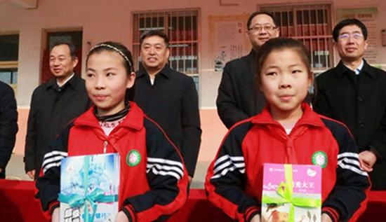 教育部基础教育司司长吕玉刚:要让更多的教育优质资源进入贫困地区