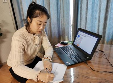 英语网课应该怎么教?10万余名教师参加在线培训课程