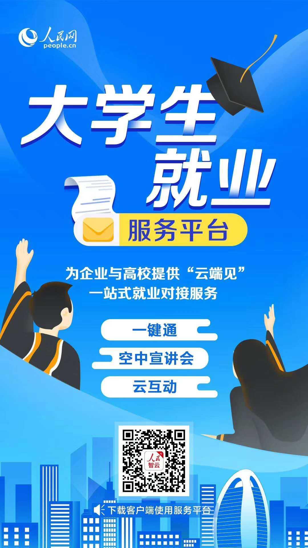 """163家单位等你来!鹰潭通过人民网启动2020""""云端招才""""计划"""