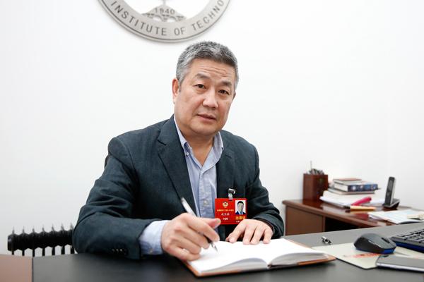 赵长禄委员:进一步推进校园治理与社会治理深度融合