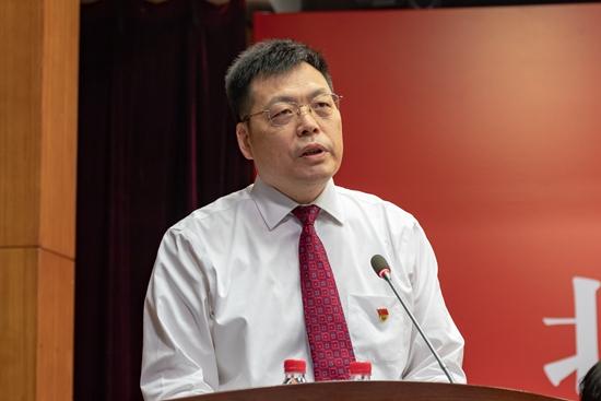 北京林业大学校长安黎哲:乘干霄凌云之势为栋梁所用之材