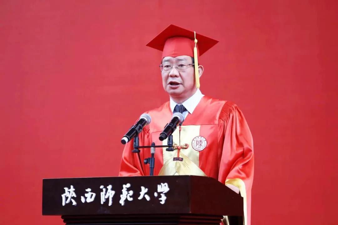 陕西师范大学校长游旭群:磨砺成就出彩人生