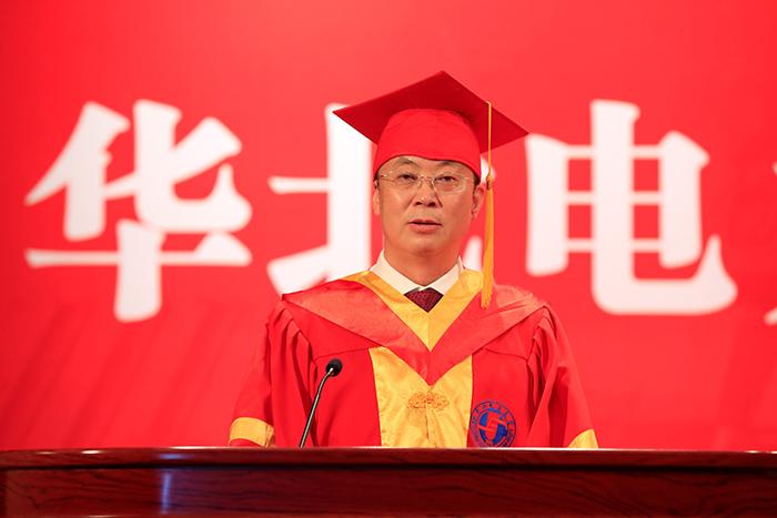 华北电力大学校长杨勇平:让真善美的力量充盈人生之旅