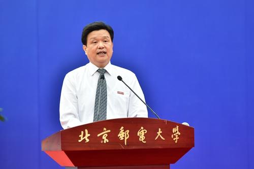 北京邮电大学校长乔建永:开启后疫情时代的青春新征程