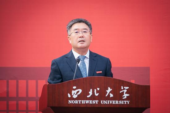 西北大学校长郭立宏:在学习中成长在历练中体悟