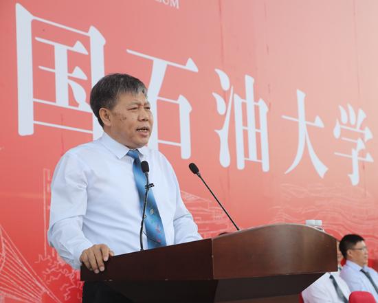 中国石油大学(华东)校长郝芳:青春因奋斗而出彩